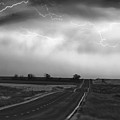 Chasing The Storm - County Rd 95 And Highway 52 - Colorado by James BO  Insogna
