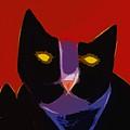 Chat Noir by Lutz Baar