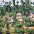 Chateau At Medan, 1880 by Camille Pissarro