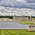 Chateau De Chantilly by D Cochener