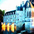 Chateau De Chenonceau by Jeelan Clark
