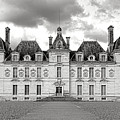Chateau De Cheverny by Olivier Le Queinec