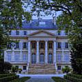 Chateau Margaux by Claude LeTien