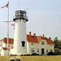 Chatham Lighthouse by Frederic Kohli