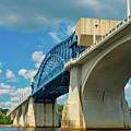 Chattanooga Bridge by Kenneth Sponsler