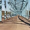 Chattanooga Walking Bridge by Jake Hartz