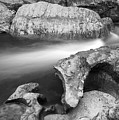 Chattooga River Bw1 by Derek Thornton