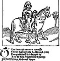 Chaucer: The Prioress by Granger