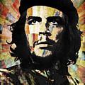 Che Guevara Revolution Gold by Tony Rubino