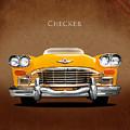 Checker Cab by Mark Rogan