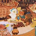 Checker Mates by Susan Rinehart