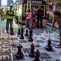 Checkmate by Kristine Hinrichs