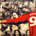 Cheer For Dusseldorf by Pixabay