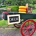 Cheese On A Wagon by Caroline Reyes-Loughrey