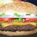 Cheeseburger Deluxe by Robert Kinser
