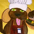 Chef Bow Wow by Empowered Creative Fine Art