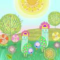 Chelsea Birds by Little Bunny Sunshine