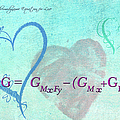Chemical Thermodynamic Equation For Love by Paulette B Wright