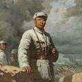 Chen Yi by Zhang Chongqing