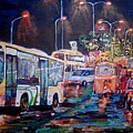 Chennai Traffic by Narayan Iyer
