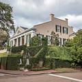 Cherokee House Natchez Ms by Gregory Daley  MPSA