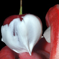 Cherries And Cream by Joann Vitali