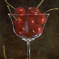 Cherries Jubilee by Sheryl Heatherly Hawkins