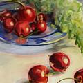 Cherries by Lori McCray