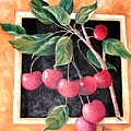 Cherries by Melissa Wiater Chaney