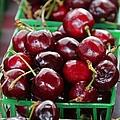 Cherries by Michiale Schneider