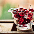 Cherries by Nailia Schwarz