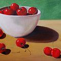 Cherries Overboard by Susie Bell