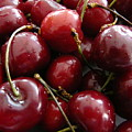 Cherries by Valerie Ornstein