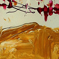 Cherry Blosoms II by Luz Elena Aponte