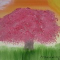 Cherry Blossom by Artists With Autism Inc