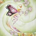 Cherry Blossom Faery by Ora  Moon