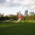 Cherry Bridge Sculpture by D Nigon