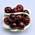 Cherry Dish by Terence Davis