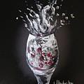 Cherry Splash by Mandy Joy