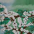 Cherry Tree Rich In Flowers by BERANIC Lovro
