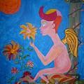 Cherub by Peter J Saville-Bradshaw