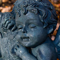 Cherub Sleeping by Douglas Barnett