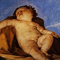 Cherub Sleeps 1627 by Reni Guido