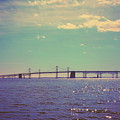 Chesapeake Bay Bridge by Paul Kercher