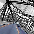 Chesapeake Bay Bridge by T Brian Jones