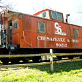 Chesapeake -ohio Rr by Paul Lindner