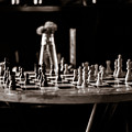 Chess Board by Rod Lindley