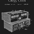 Chess Clock Patent by Dan Sproul