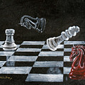 Chess by Richard Le Page