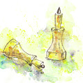 Chess by Yana Sadykova